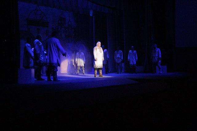 Спектакль Андрей Боголюбский в г. Юрьев-Польский 08