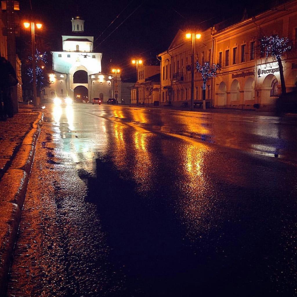 Спокойной ночи, Владимирская область!
