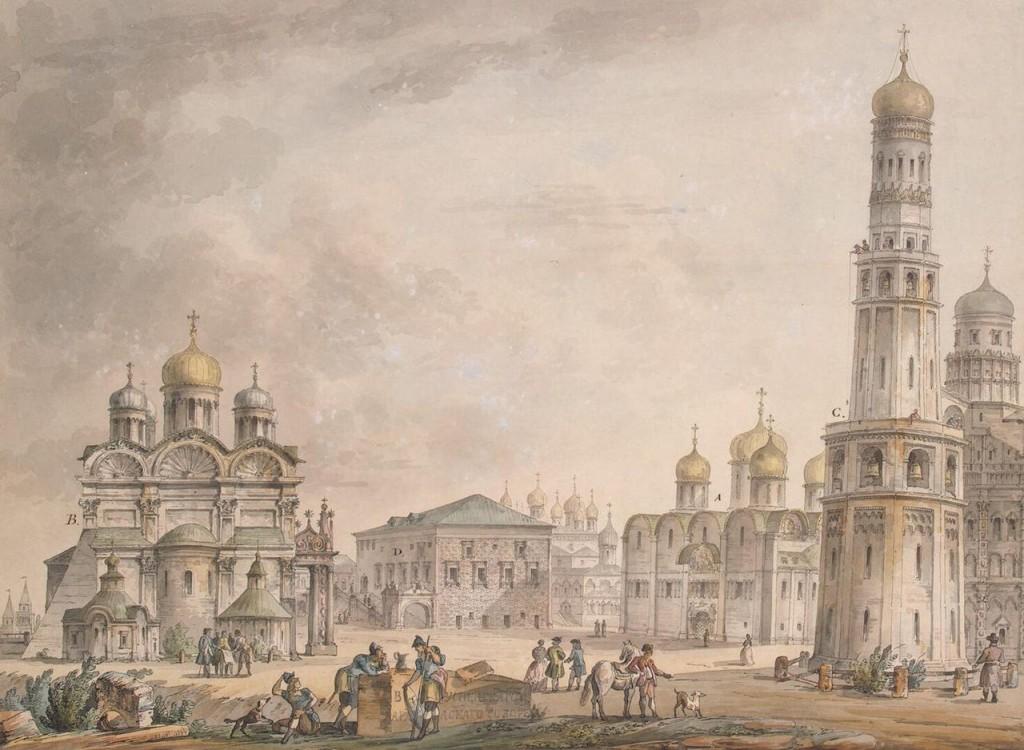 Старая Москва 02