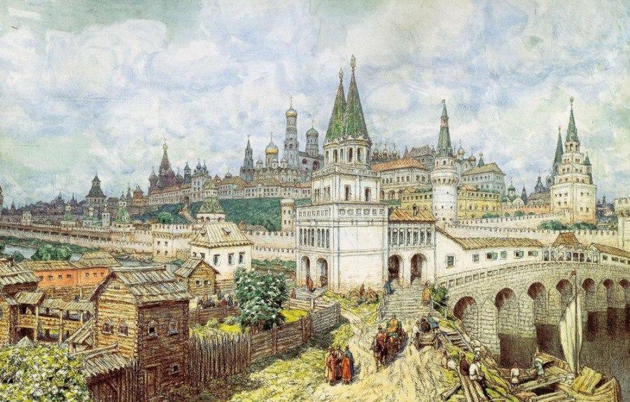 Старая Москва 04