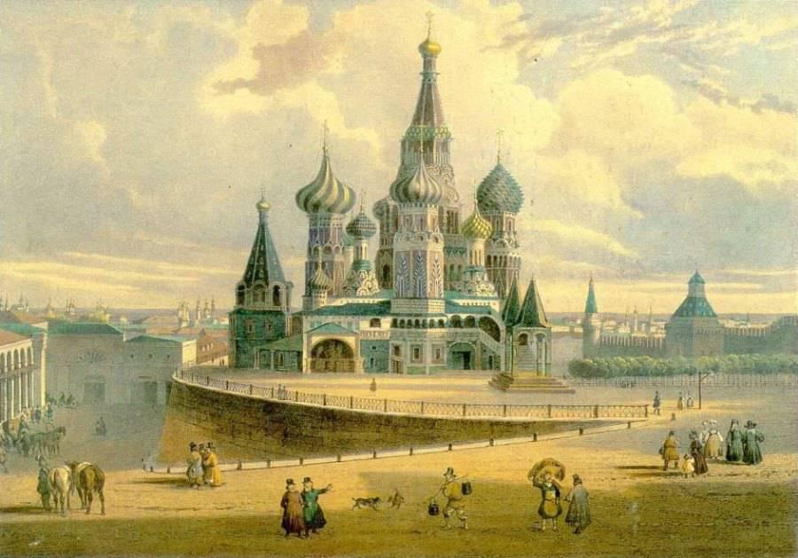 Старая Москва 06