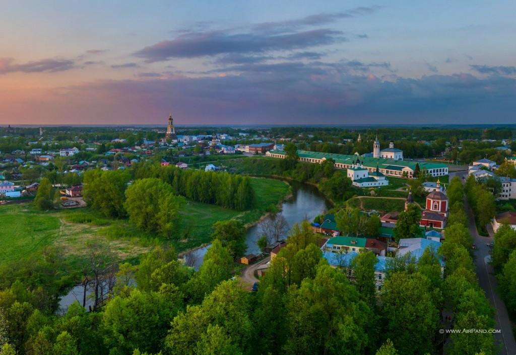 Суздаль — один из самых ярких и самобытных городов 02