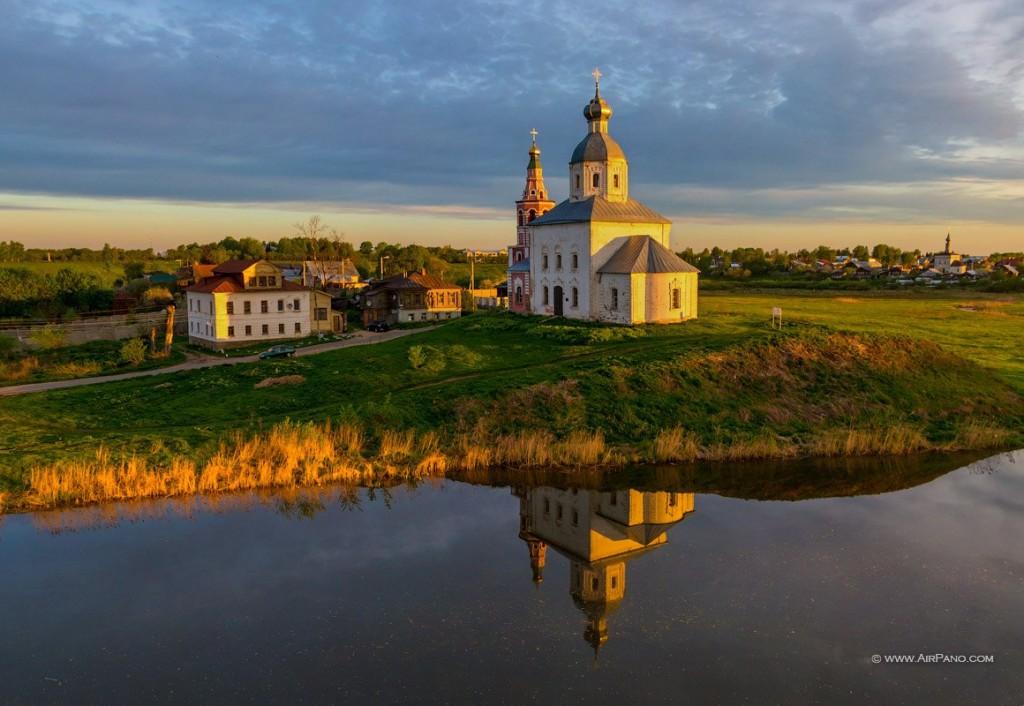 Суздаль — один из самых ярких и самобытных городов 04