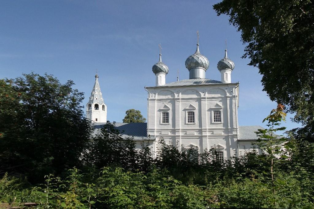 Троицкая церковь в городе Вязники Владимирской области 02