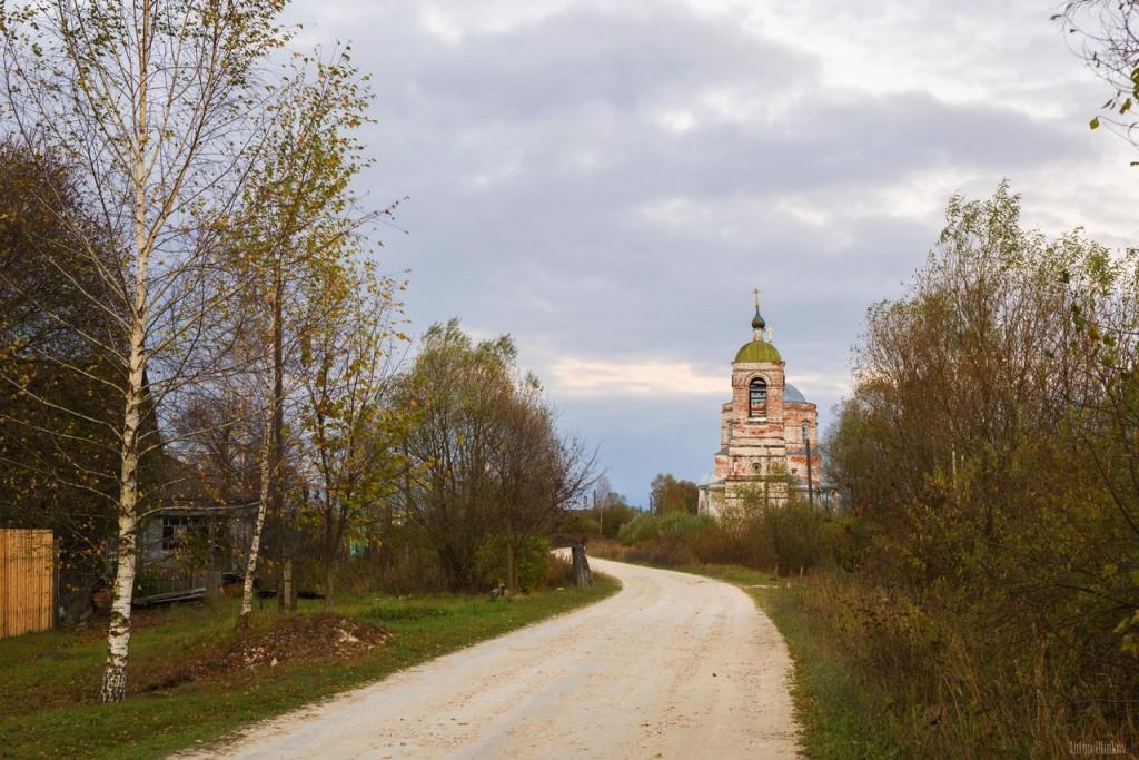 Троицкая церковь, с Заястребье, Судогодский р-н 03