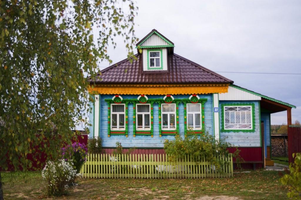 Троицкая церковь, с Заястребье, Судогодский р-н 04