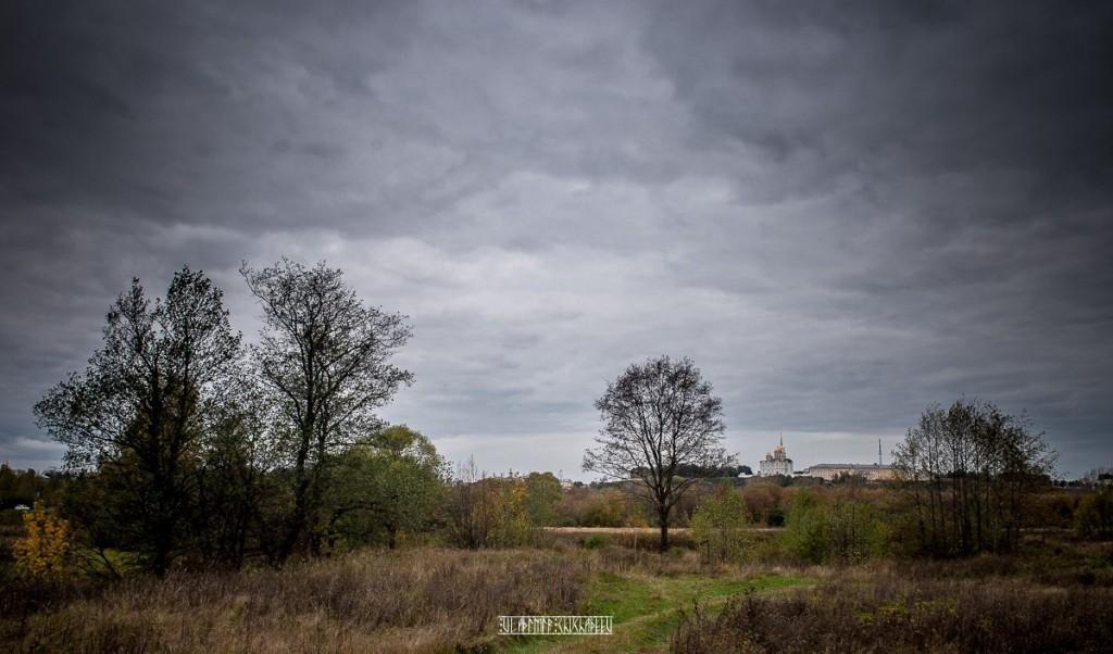 Холодная осень в Клязьменской пойме 05