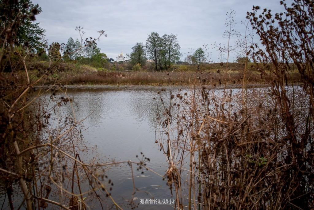 Холодная осень в Клязьменской пойме 07
