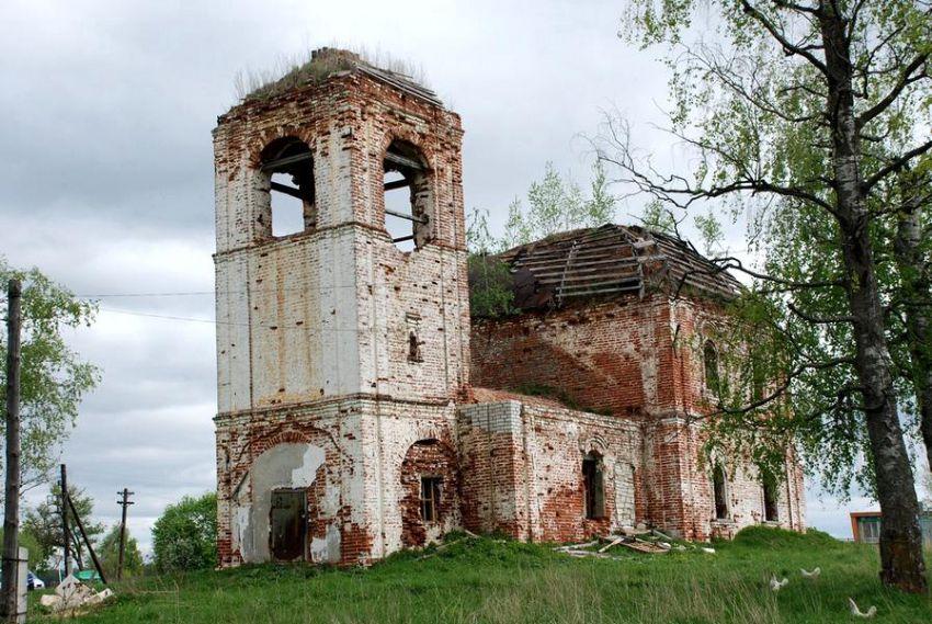 Церковь Благовещения Пресвятой Богородицы 02