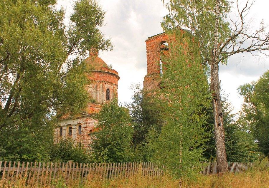 Церковь Воскресения Христова (Суздальский район) 02