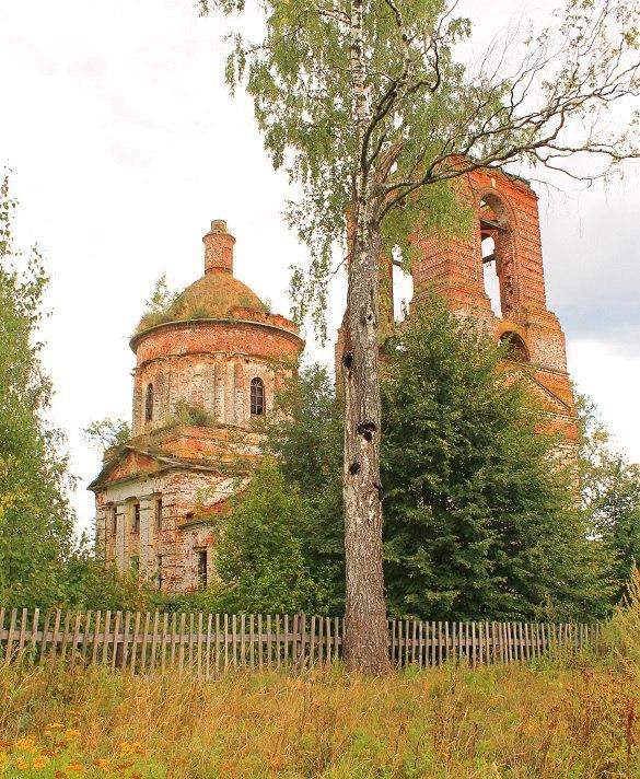 Церковь Воскресения Христова (Суздальский район) 03