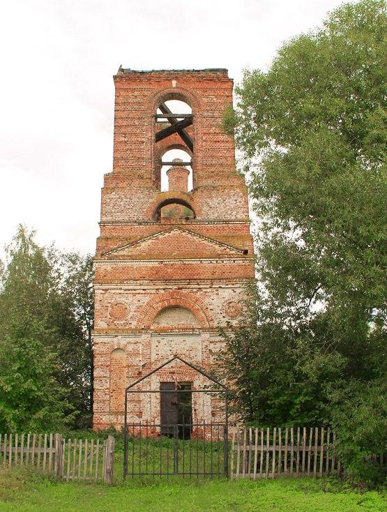 Церковь Воскресения Христова (Суздальский район) 04