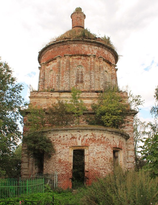 Церковь Воскресения Христова (Суздальский район) 05