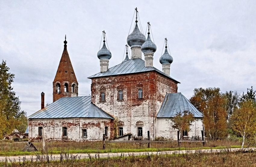 Церковь Казанской иконы Божией Матери (с. Малышево) 05