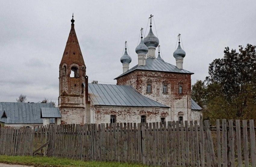 Церковь Казанской иконы Божией Матери (с. Малышево) 06