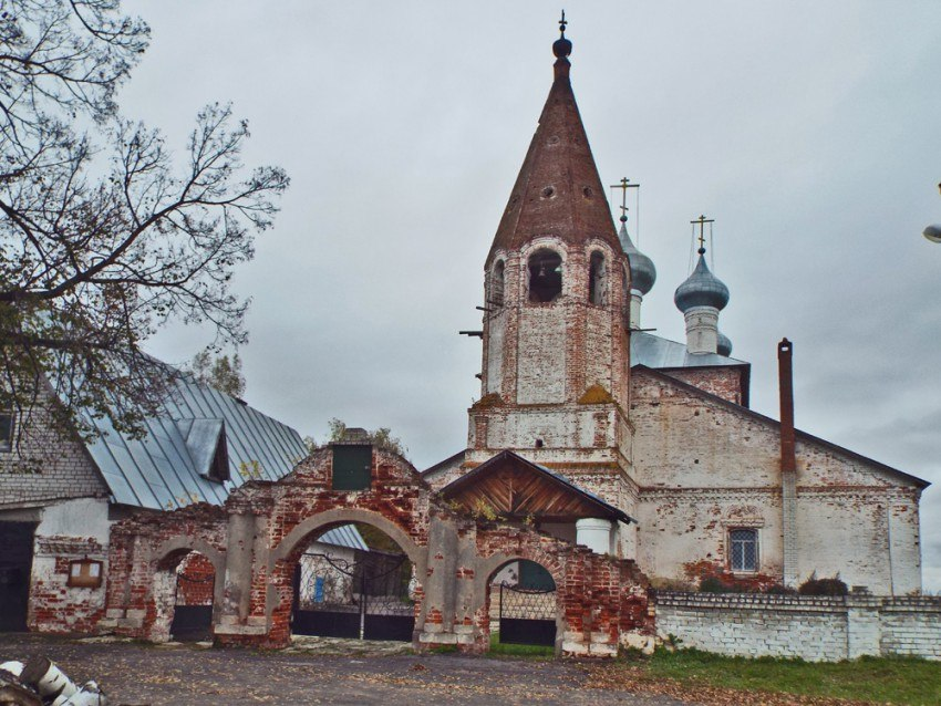 Церковь Казанской иконы Божией Матери (с. Малышево) 07