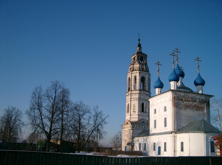 Церковь Покрова Пресвятой Богородицы 01