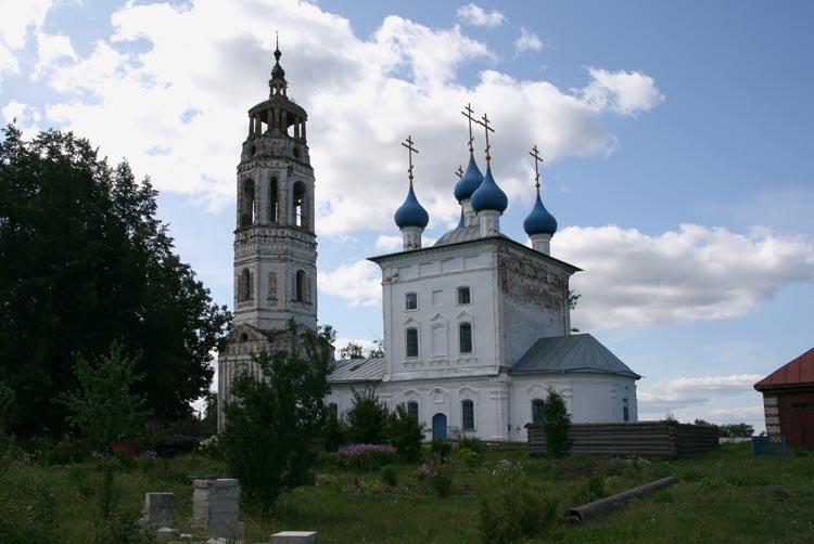 Церковь Покрова Пресвятой Богородицы 04