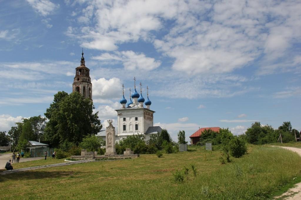 Церковь Покрова Пресвятой Богородицы 05