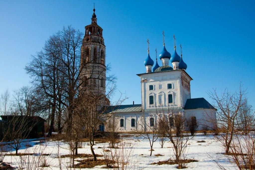 Церковь Покрова Пресвятой Богородицы 07