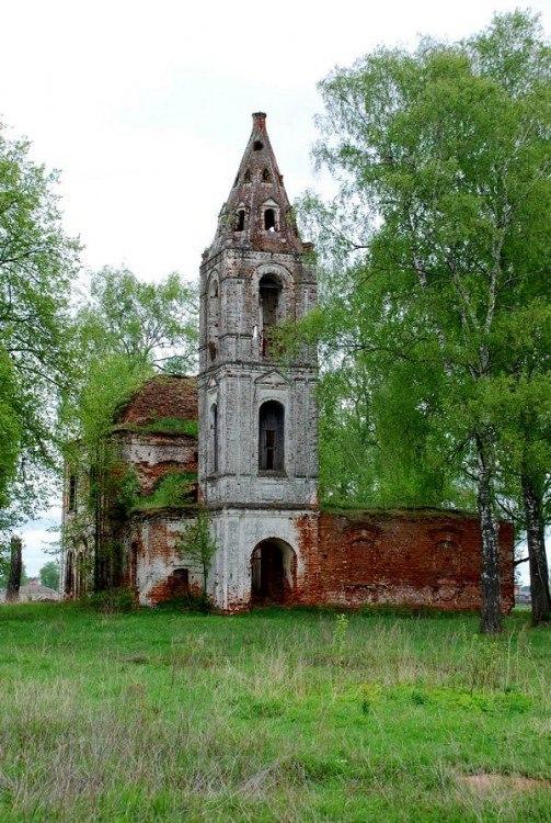 Церковь Похвалы Божией Матери (Ковровский район) 01