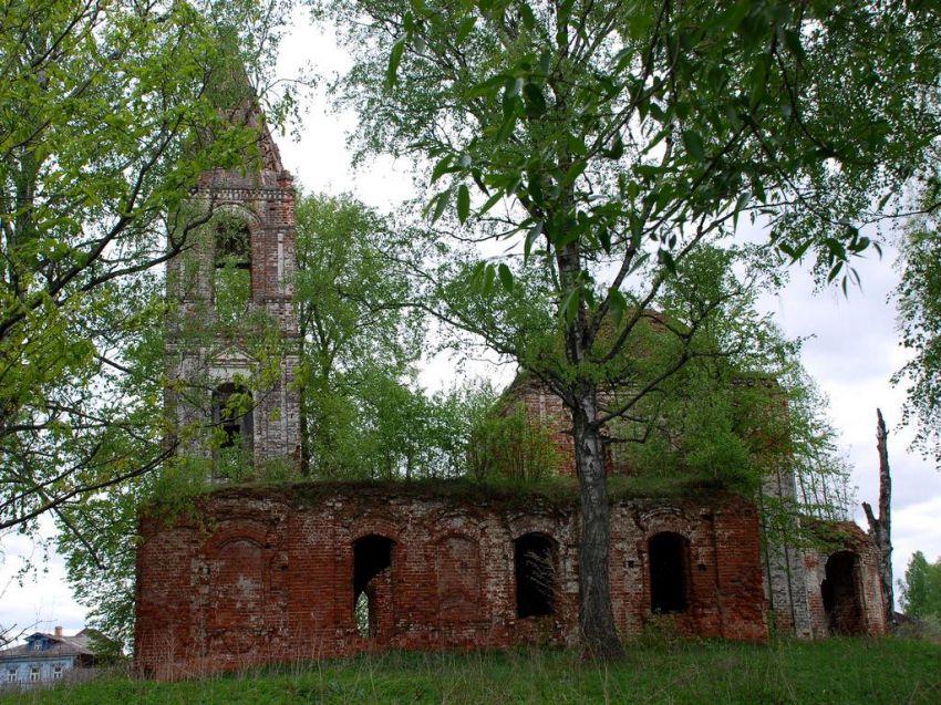 Церковь Похвалы Божией Матери (Ковровский район) 02
