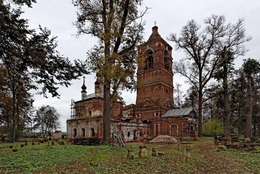 Церковь Рождества Пресвятой Богородицы (с. Малые Всегодичи) 05