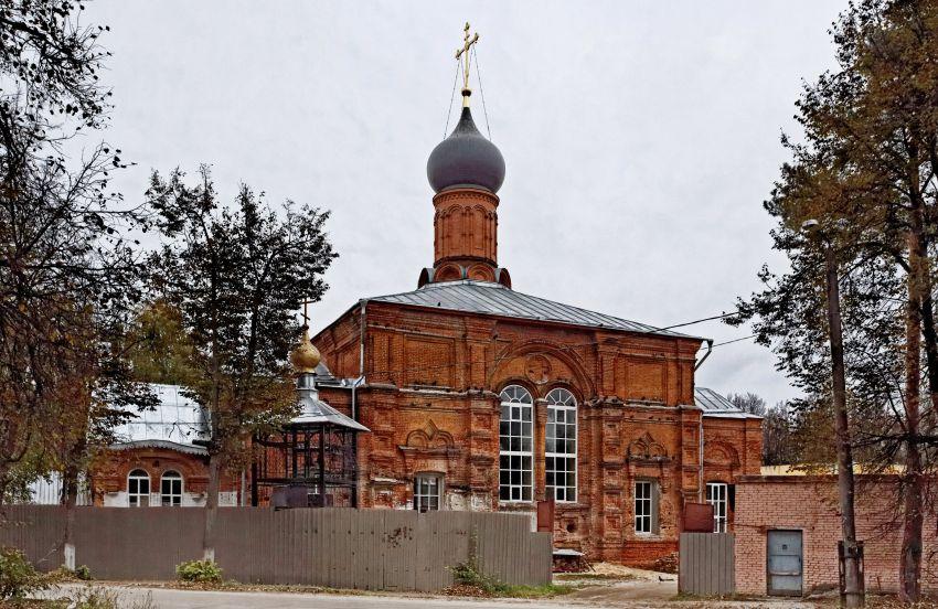 Церковь Троицы Живоначальной (Ковров) 01