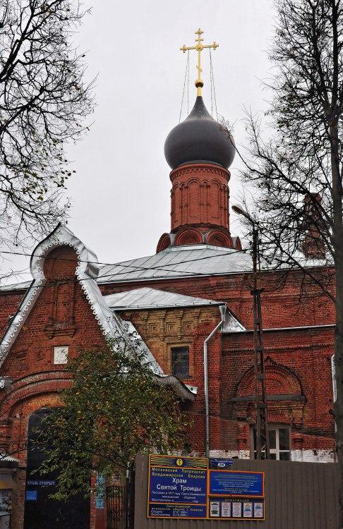 Церковь Троицы Живоначальной (Ковров) 02