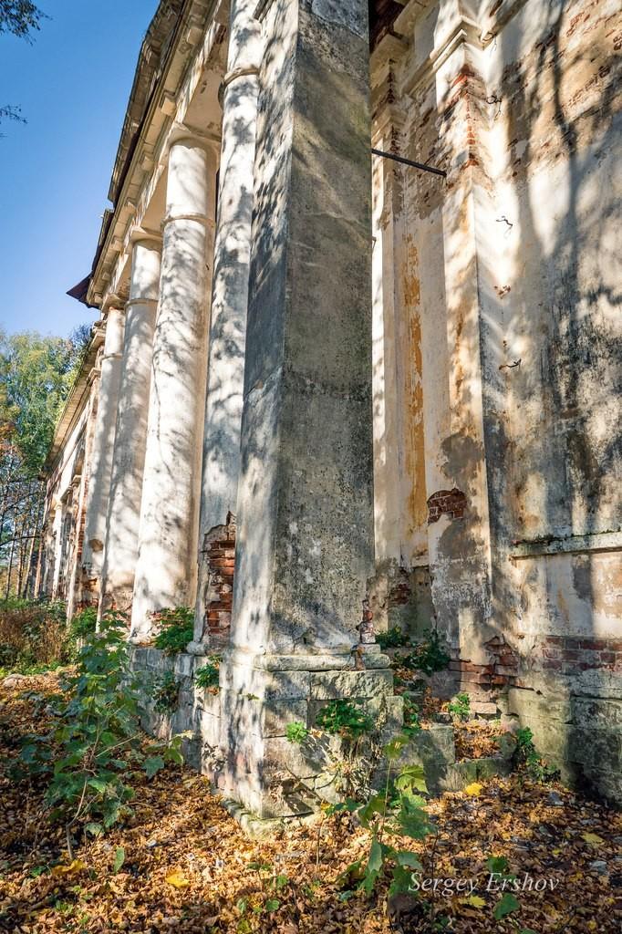Церковь Троицы Живоначальной. Камешковский район, с. Патакино 02