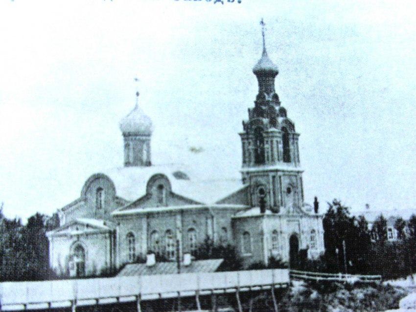 Церковь Феодоровской иконы Божией Матери (Ковров) 01