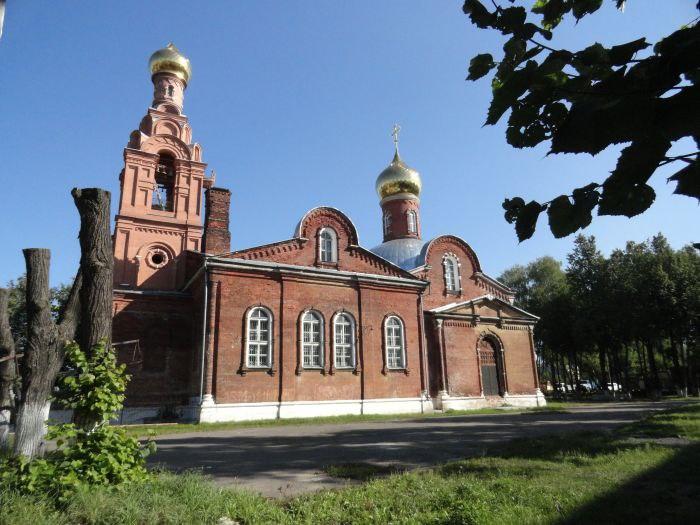 Церковь Феодоровской иконы Божией Матери (Ковров) 02