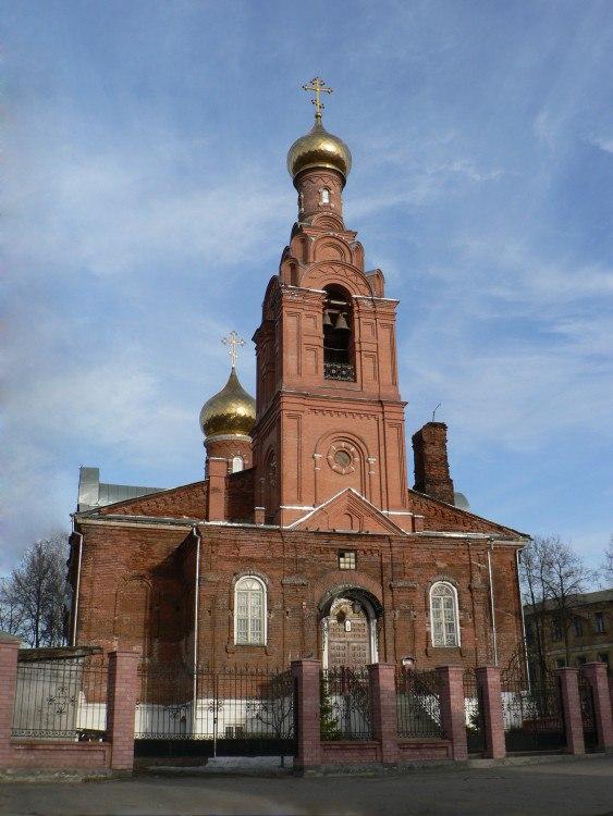 Церковь Феодоровской иконы Божией Матери (Ковров) 03