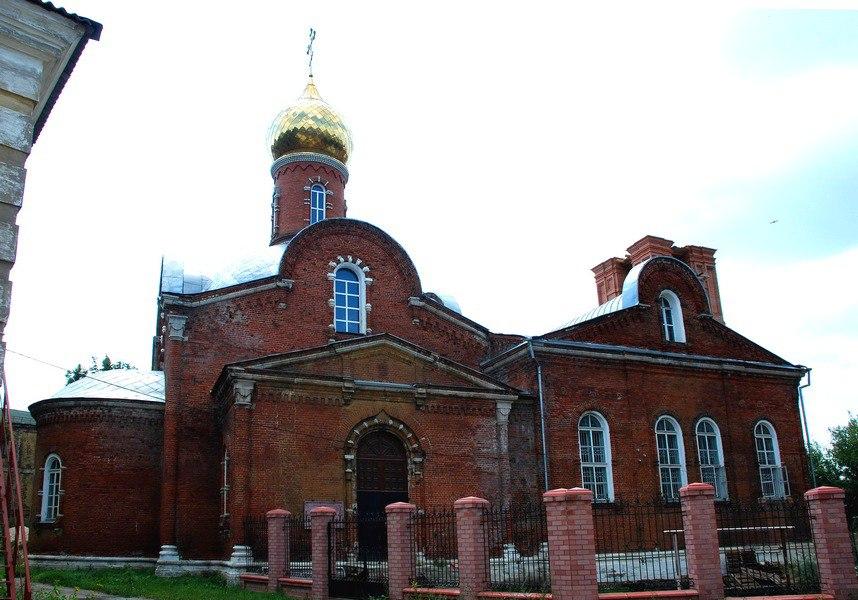 Церковь Феодоровской иконы Божией Матери (Ковров) 04
