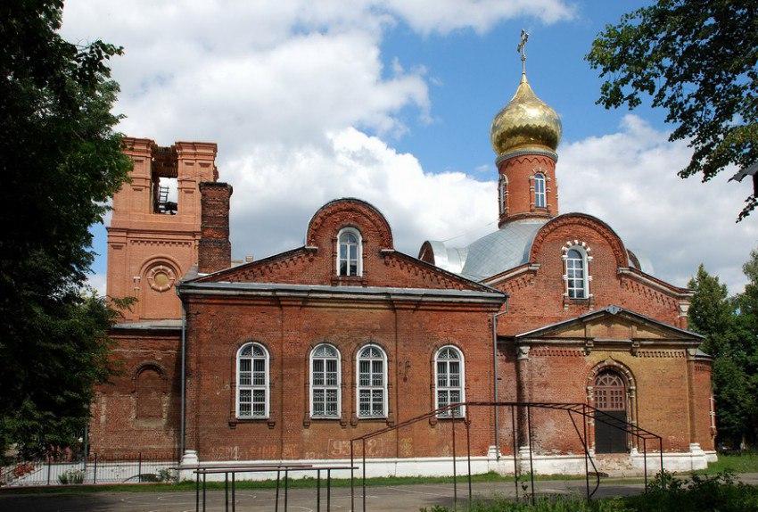 Церковь Феодоровской иконы Божией Матери (Ковров) 05