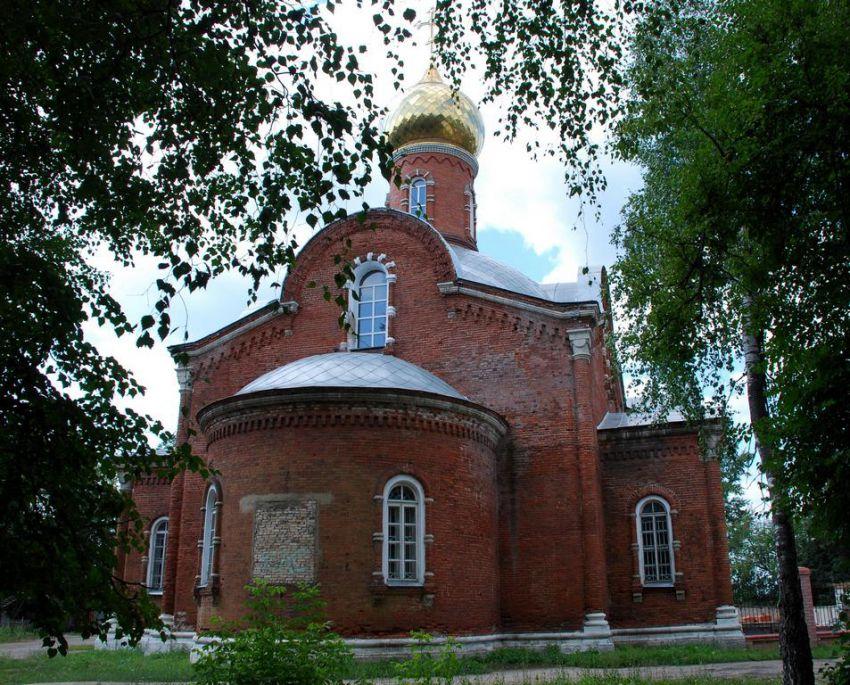 Церковь Феодоровской иконы Божией Матери (Ковров) 06