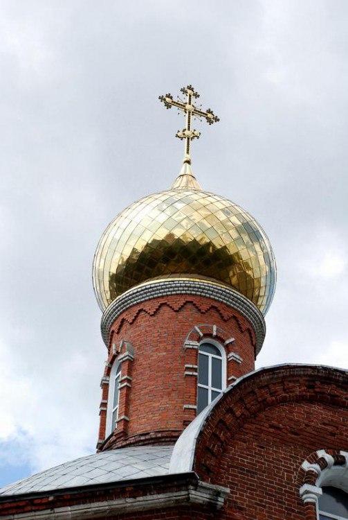Церковь Феодоровской иконы Божией Матери (Ковров) 07