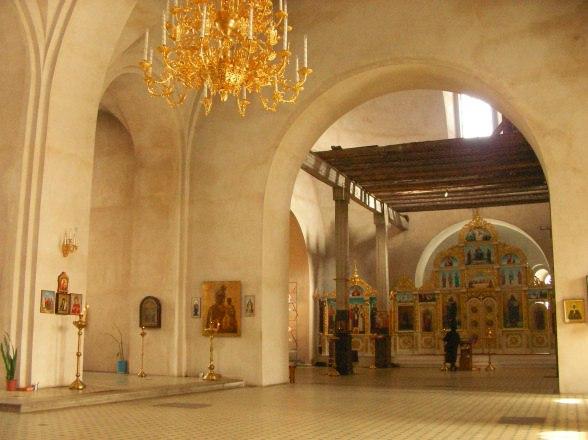 Церковь Феодоровской иконы Божией Матери (Ковров) 08