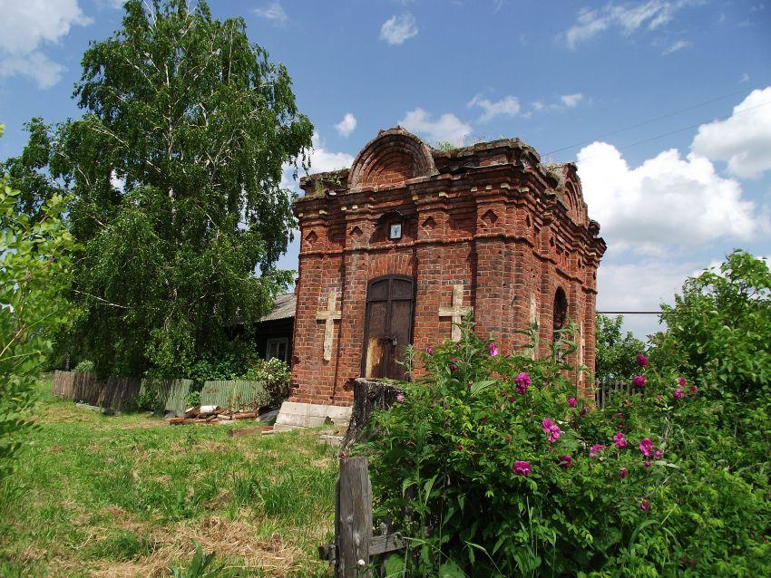 Часовня Покрова Пресвятой Богородицы (д. Дмитриево, Ковровский район)