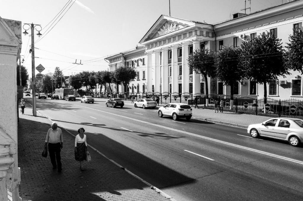 Черно-белый Владимир в фотографиях Бориса Пучкова 01