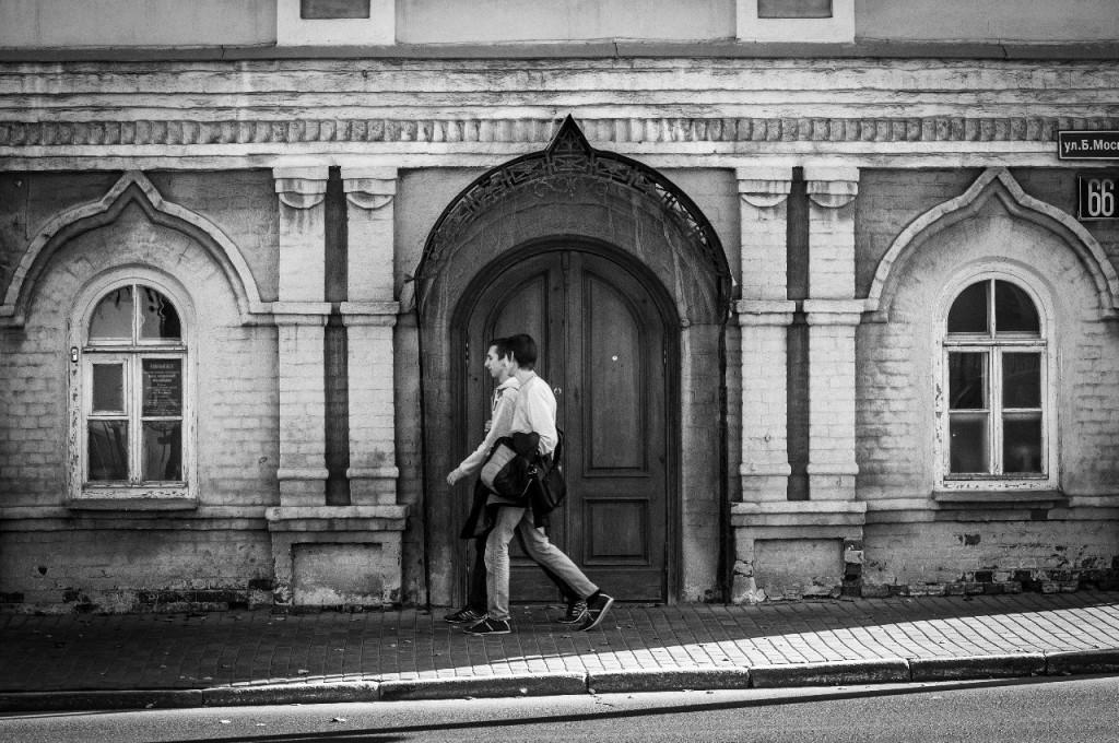 Черно-белый Владимир в фотографиях Бориса Пучкова 04