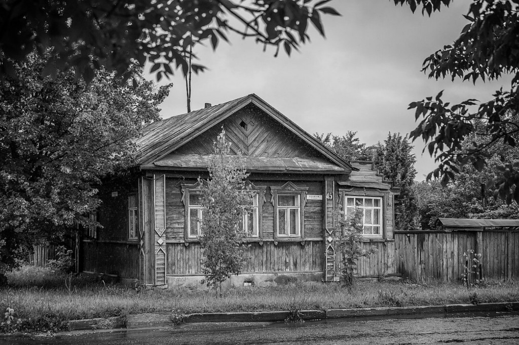 Черно-белый Муром 05
