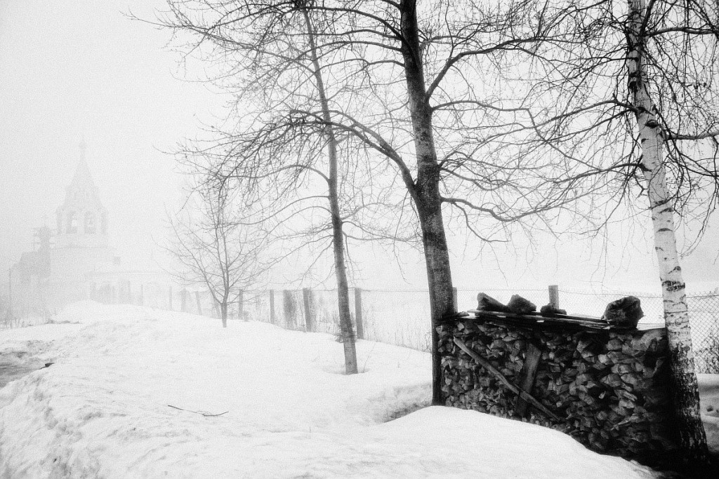 Черно-белый Муром 08