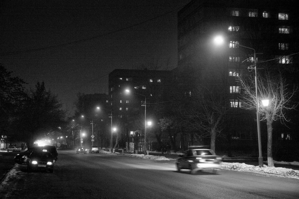 Черно-белый Муром 10