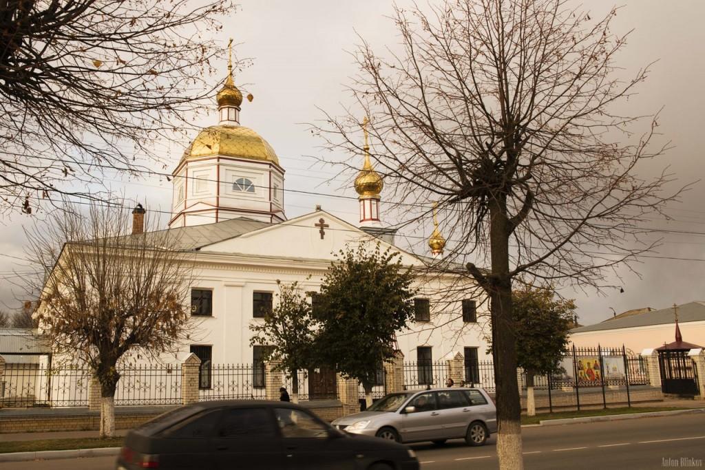 г. Судогда, Екатерининский собор 04