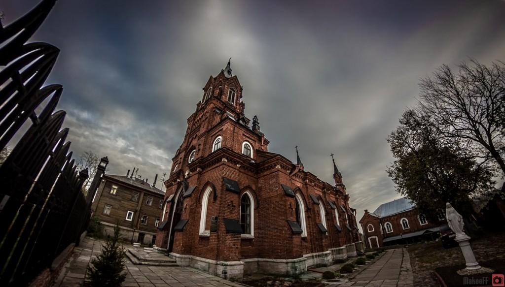 католический костел Святого Розария