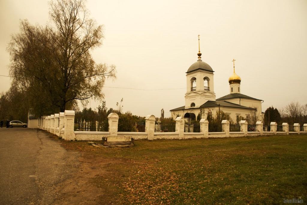 с. Спас-Беседа (Преображенская церковь), Судогодский р-н 01