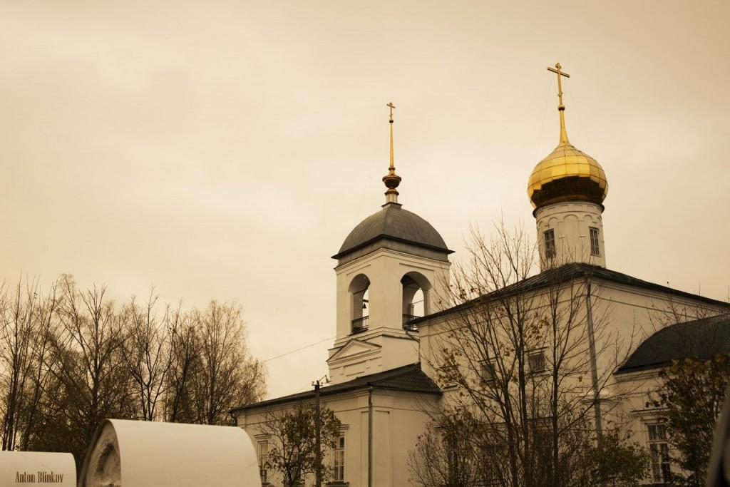 с. Спас-Беседа (Преображенская церковь), Судогодский р-н 03