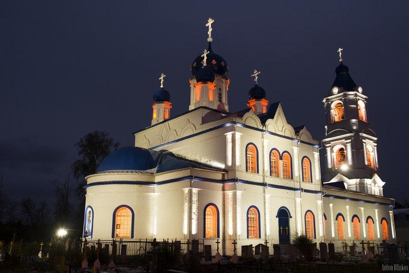 с. Спас-Купалище (Подворье Боголюбского монастыря), Судогодский р-н. 02