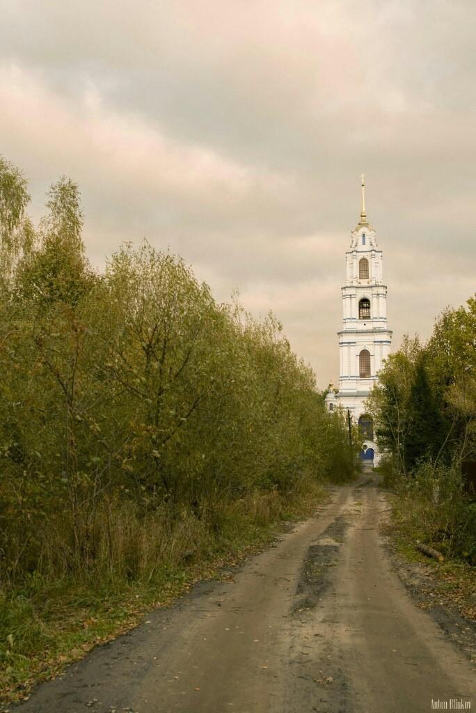 с. Эрлекс, Гусь-Хрустальный р-н. Троицкая церковь 01